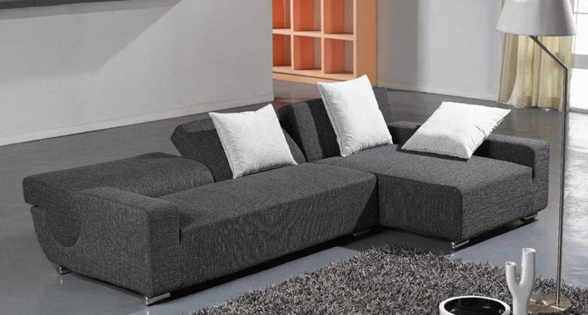 Shaped Fabric Sofa Best Collection