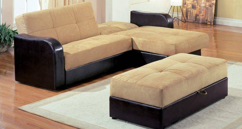 Shaped Sofa Design Black Upholstery Faux Leather