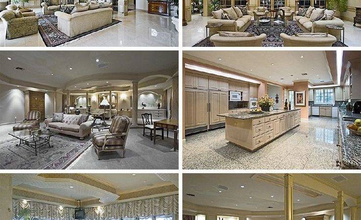 Shaqs Star Island House Interior Celebrity Home