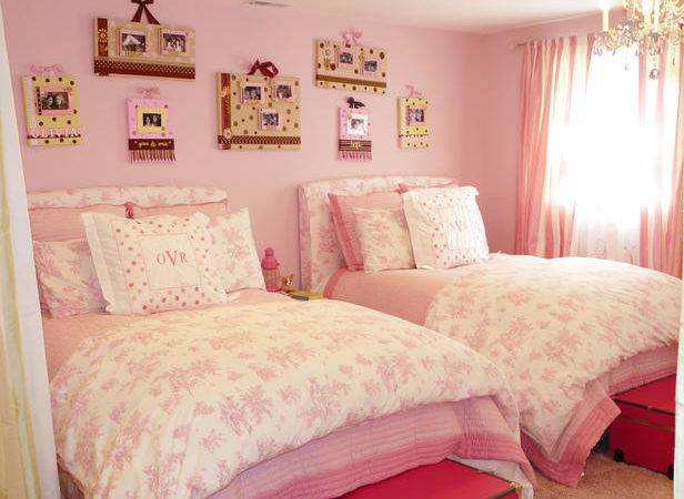 Shared Girls Bedrooms Creative Outpour