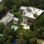 Sharon Stone Beverly Hills Celebrity Homes Lonny