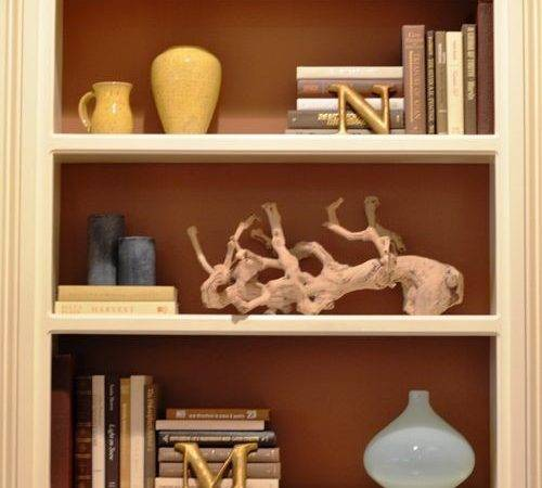 Shelf Decor Ideas Remodel