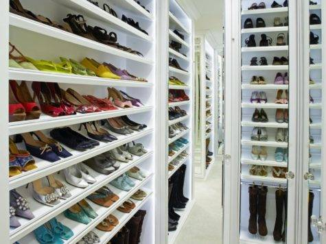 Shoe Organizer Ideas Hgtv
