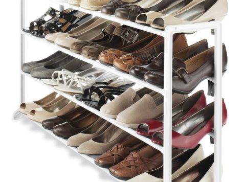 Shoe Rack Best Method Storage San