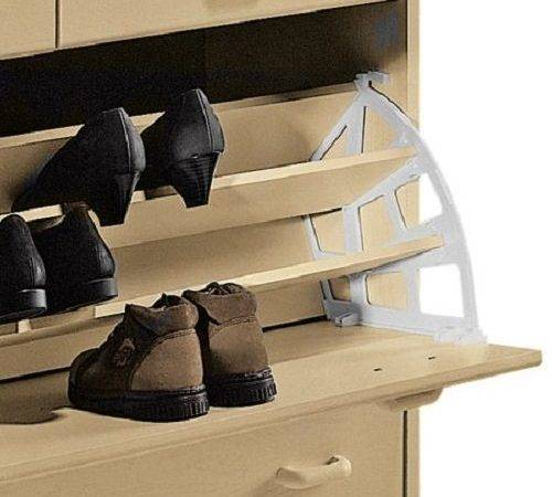 Shoe Rack Fitting Drawer Doors Create Your Own Unit