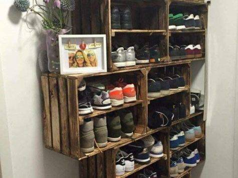 Shoe Storage Ideas Keep Sane