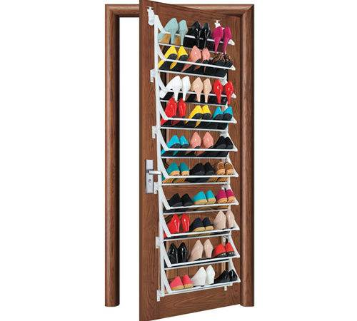 Shoe Storage Openplanned
