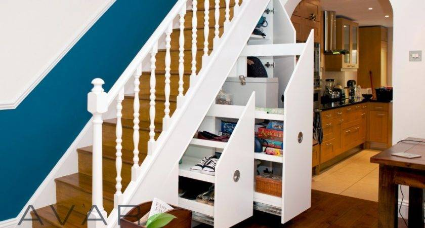 Shoe Storage Under Stairs Ideas Best