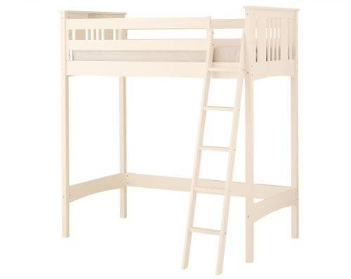 Shopping Canwood Base Camp Loft Bed White
