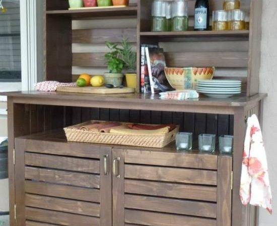 Sideboards Outstanding Outdoor Buffets