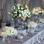 Silver Wedding Decorations Romantic Decoration