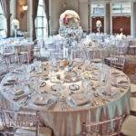 Silver Wedding Theme Reception Decorations Archives