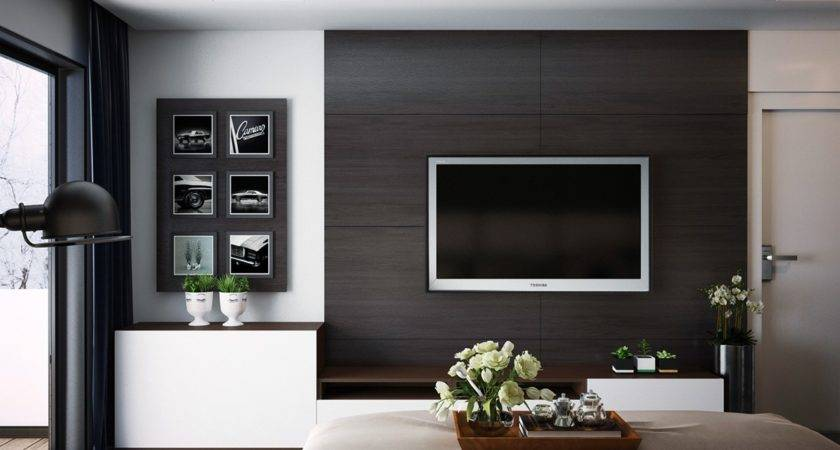 Simple Bedroom Wall Panels Additional Home Interior