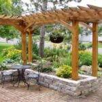 Simple Easy Rock Garden Decorating Ideas Designs