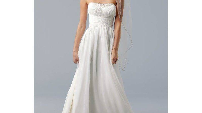 Simple Elegant Vintage Wedding Dresses Swpk Trend