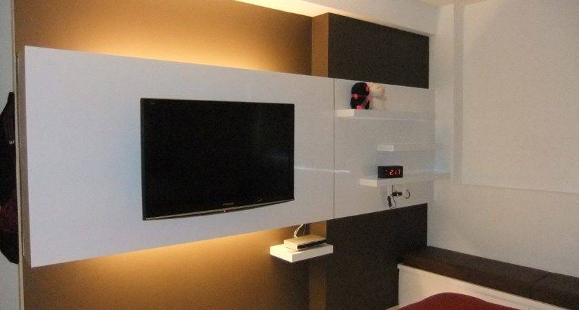 Simple Feature Wall Pinterest