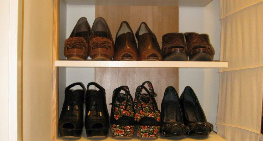 Simple Homemade Shoe Rack Guide Can Make Yourself