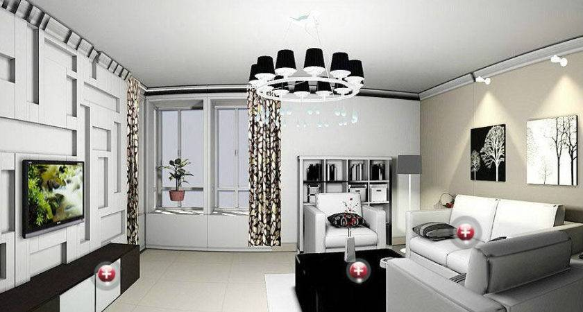 Simple Interior Design Hotel Room House