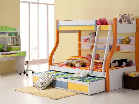 Simple Interior Designs Bedrooms Kids Decobizz