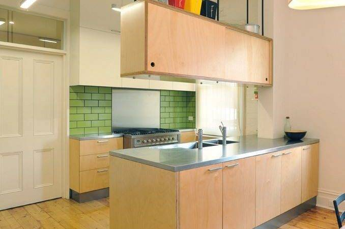 Simple Kitchen Design Small House