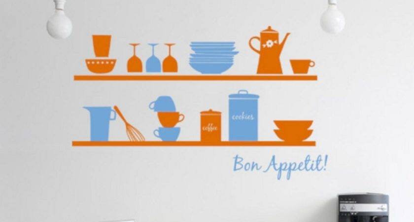 Simple Kitchen Wall Decor Fres Hoom