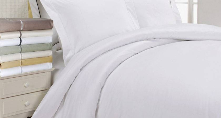 Simple Luxury Thread Count Egyptian Quality Cotton