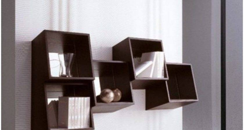 Simple Shelf Design Cool Wall Shelves