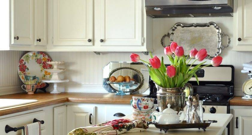 Simple Small Cottage Kitchen Home Designing