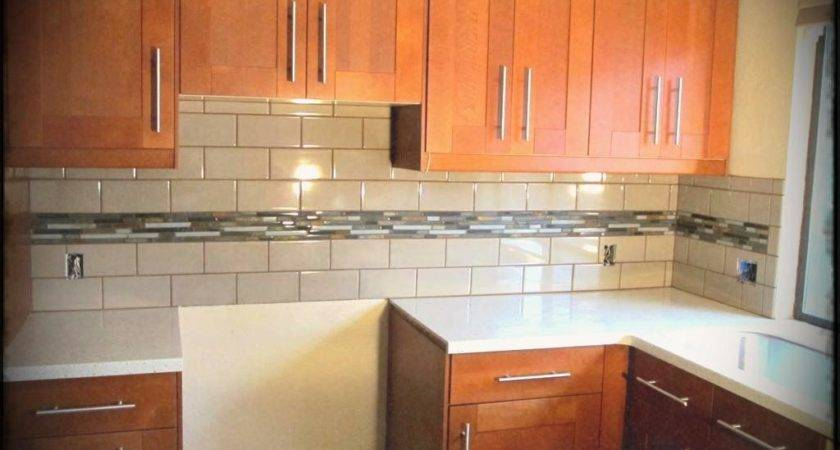 Simple Tile Backsplash Ideas Kitchen Wonderful Design