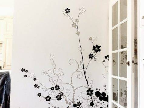 Simple Wall Designs Paint Fashionate Trends