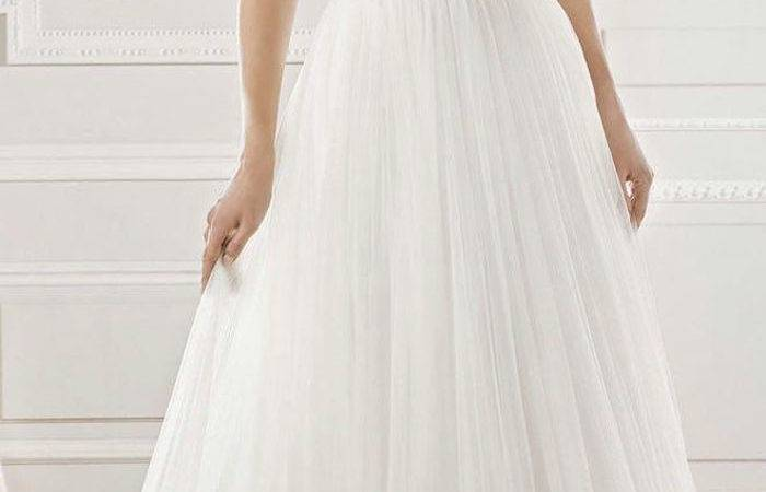 Simple Wedding Dresses Elegance Modwedding
