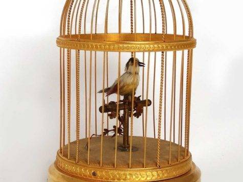 Singing Bird Cage Sellingantiques