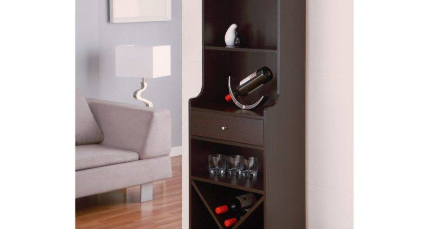 Sleek Contemporary Wine Cabinets Enhance Your Interior