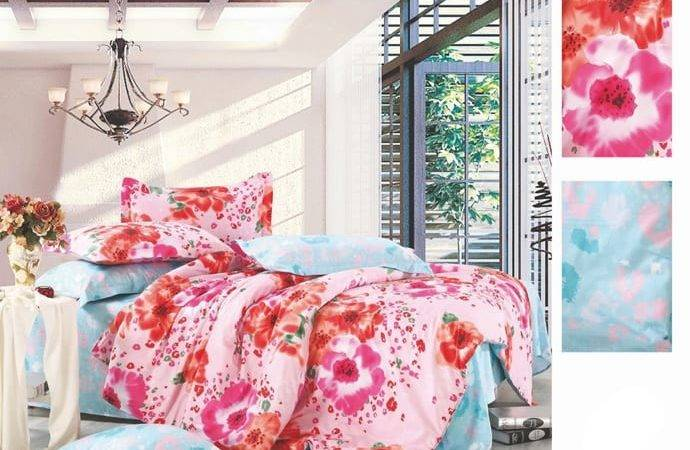 Sleep Heaven Colorful Bed Covers