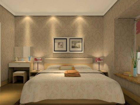 Sleeping Room Interior Design House