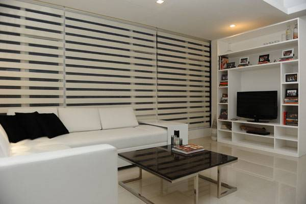 Small Apartment Design Modern Features