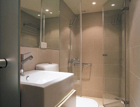 Small Bathroom Design Ideas Architectural