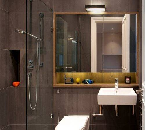 Small Bathroom Interior Design Home Ideas