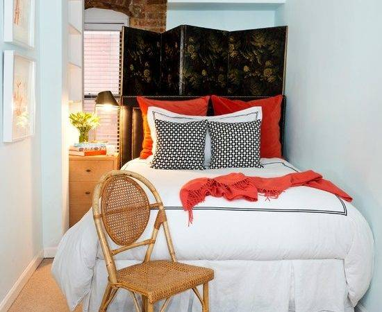Small Bedroom Colors Home Interior Designing