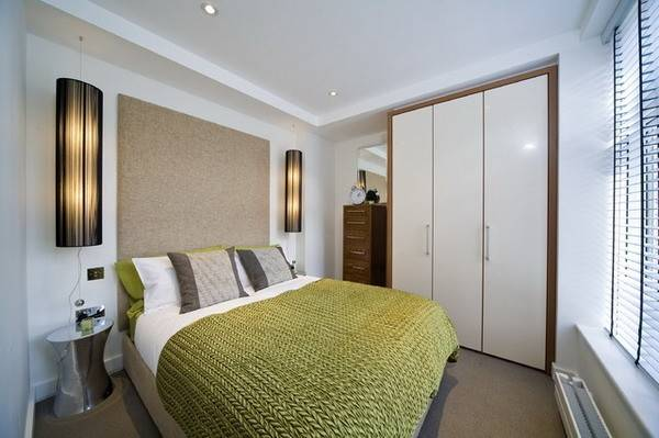 Small Bedroom Design Wardrobe Home Interior