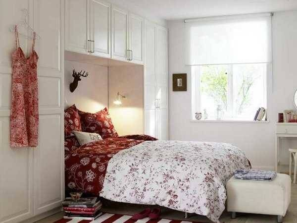 Small Bedroom Designs Create Beautiful
