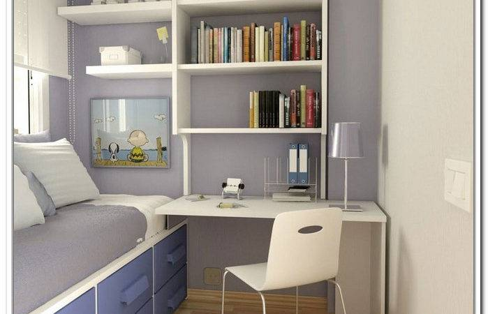 Small Bedroom Storage Solutions Home Design Ideas