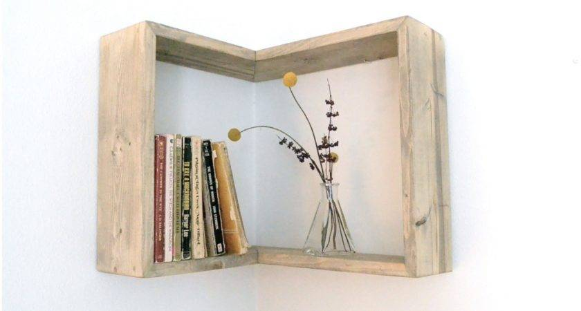 Small Corner Shelves Best Ideas
