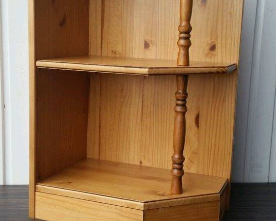 Small Corner Shelves Unit New Flatpacked Ebay