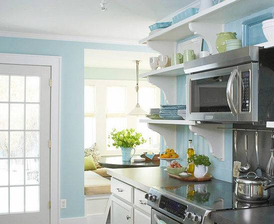 Small Cottage Kitchen Makeover New York Hooked