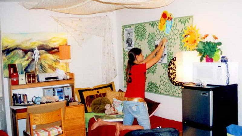 Small Dorm Room Decorating Ideas Peenmedia