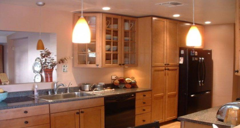 Small Galley Kitchen Apartment