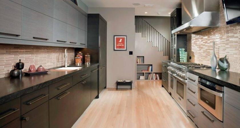 Small Galley Kitchen Design Ideas Hgtv