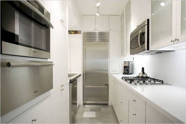 Small Galley Kitchen Design Layouts Laundry