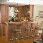 Small Home Bar Plans Design